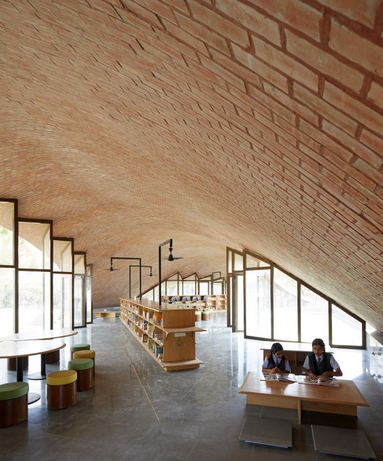 Libraries in India: 15 Iconic Projects Sheet6