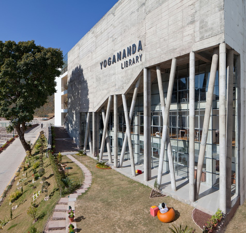 Libraries in India: 15 Iconic Projects Sheet7