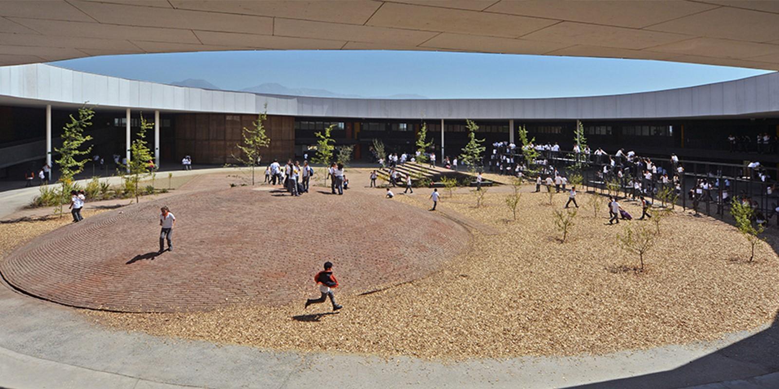 Ayelen School, Chile by Alejandro Aravena: Quality Education through Architecture Sheet5