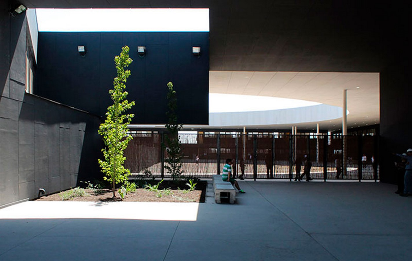 Ayelen School, Chile by Alejandro Aravena: Quality Education through Architecture Sheet6