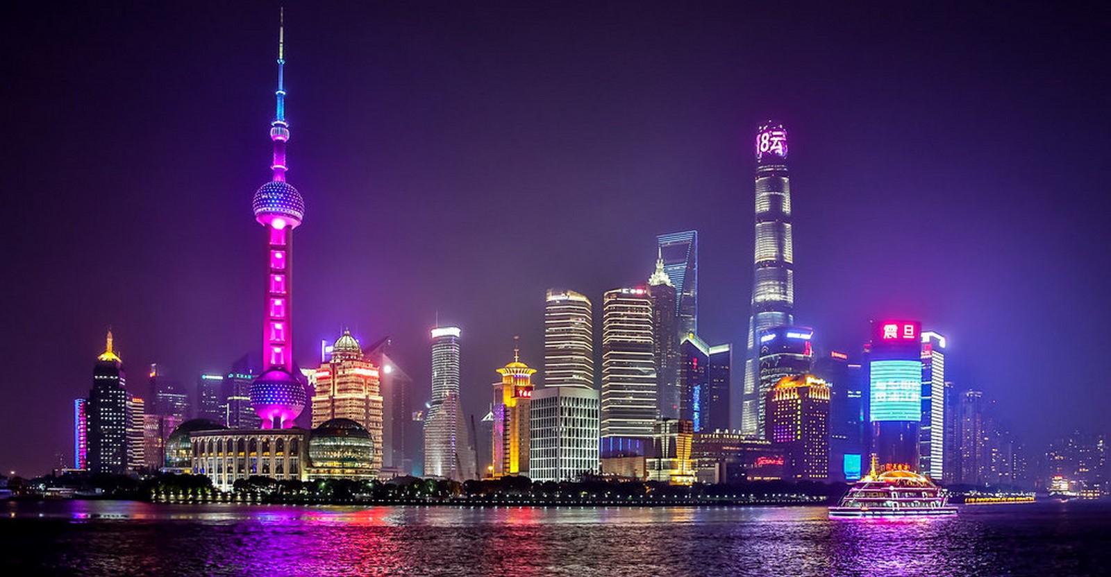 10 Reasons why Architects should visit Shanghai Sheet1