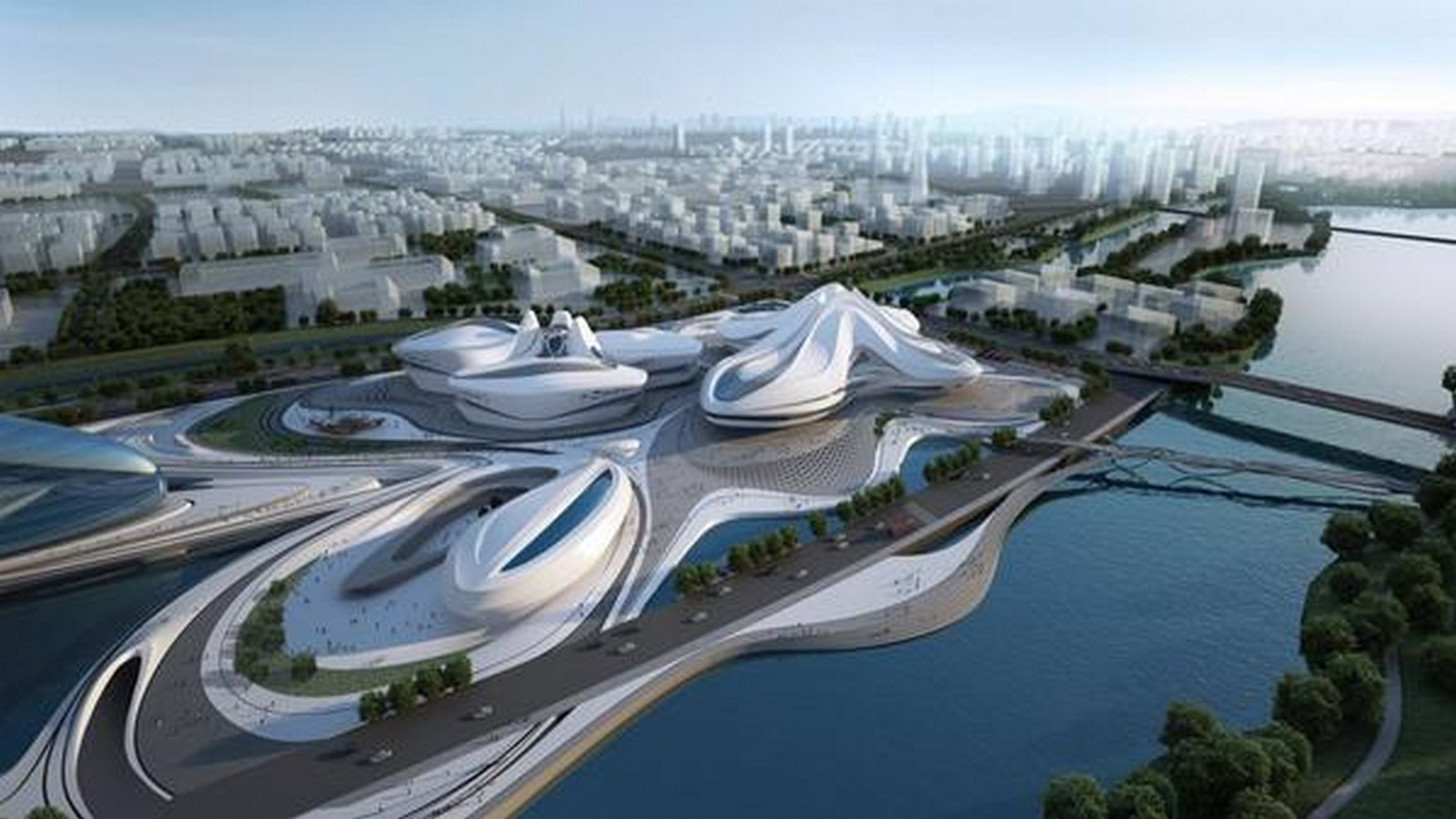 Youtube for Architects: 'Smart Cities / Smart Buildings' seminar- Zaha Hadid Architects Sheet8