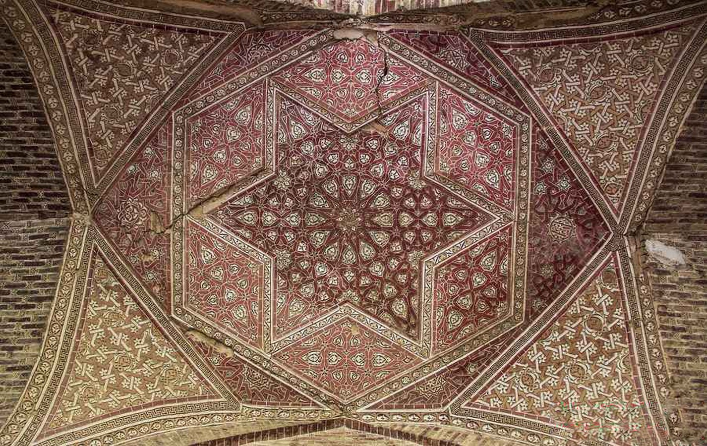 Soltaniyeh Dome, Zanjan: Complex of Ruins Sheet2