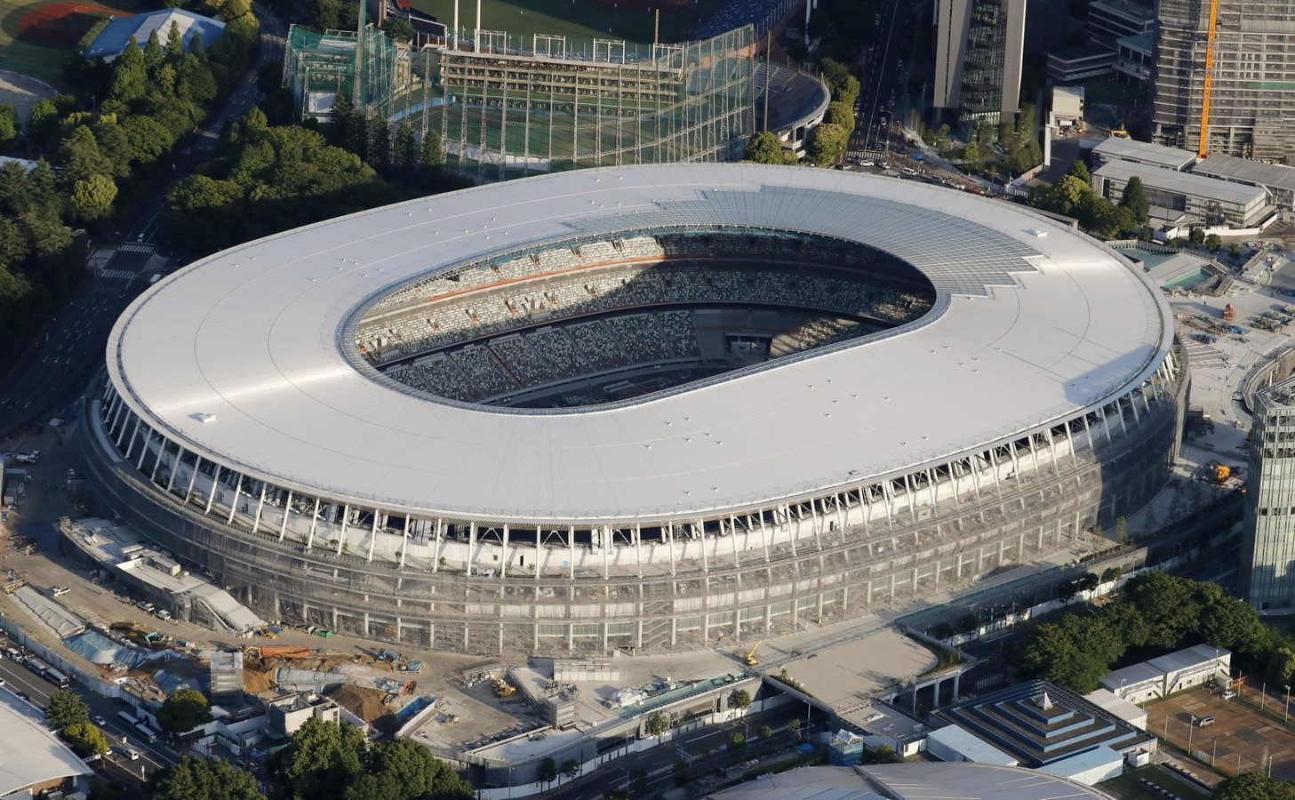 Tokyo Olympics 2020- Architecture and Design Sheet16