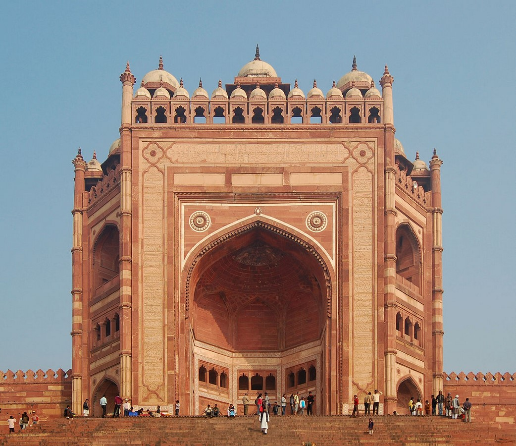 10 Things you did not know about Fatehpur Sikri Architecture Sheet1