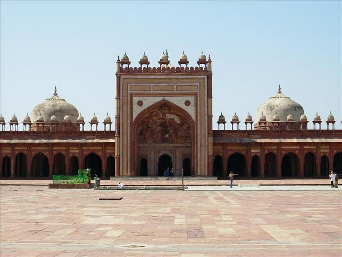 10 Things you did not know about Fatehpur Sikri Architecture Sheet3