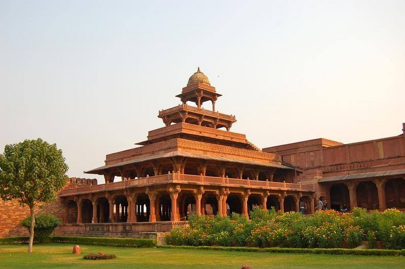 10 Things you did not know about Fatehpur Sikri Architecture Sheet5