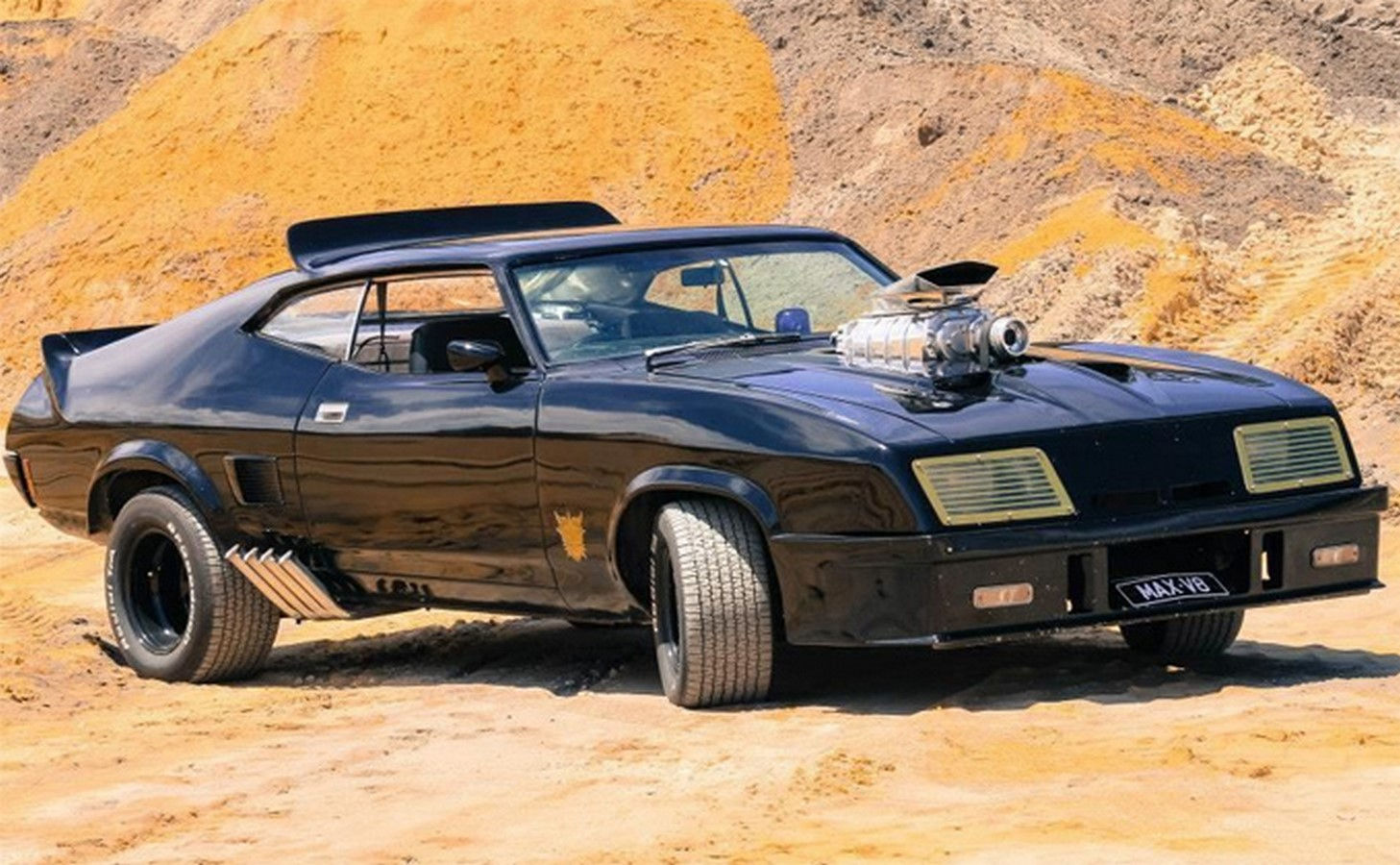 Top 10 Automobile Designs Inspired by Sci-Fi Movies and TV Sheet8