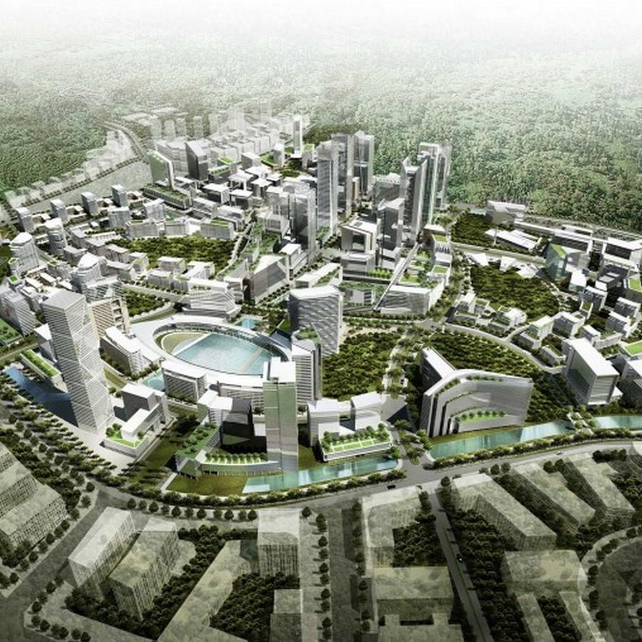 Gensler- 10 Cities & Urban Design Projects Sheet26