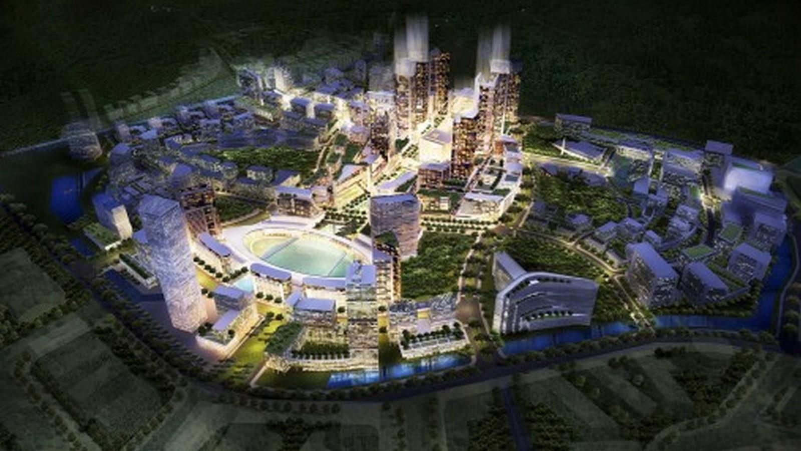Gensler- 10 Cities & Urban Design Projects Sheet29