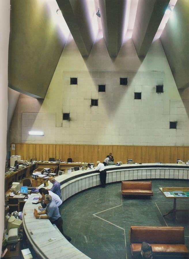Melli Bank, University of Tehran Branch by Jørn Utzon: Function and Expression Sheet7