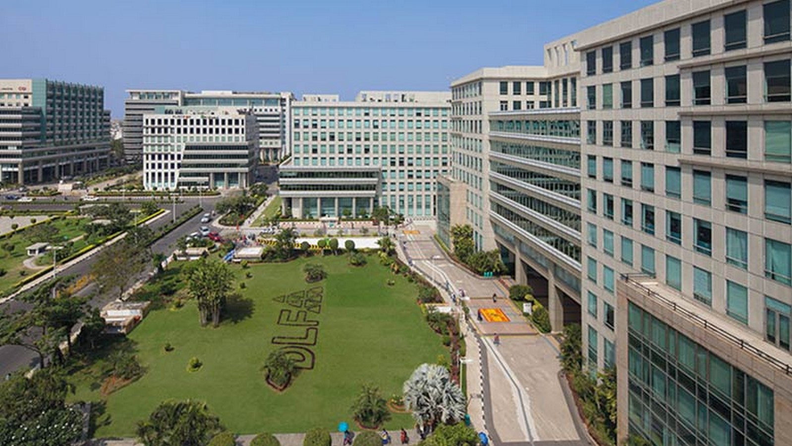 DLF Cyber City, Chennai by Hafeez Contractor: New Generation Offices Sheet3