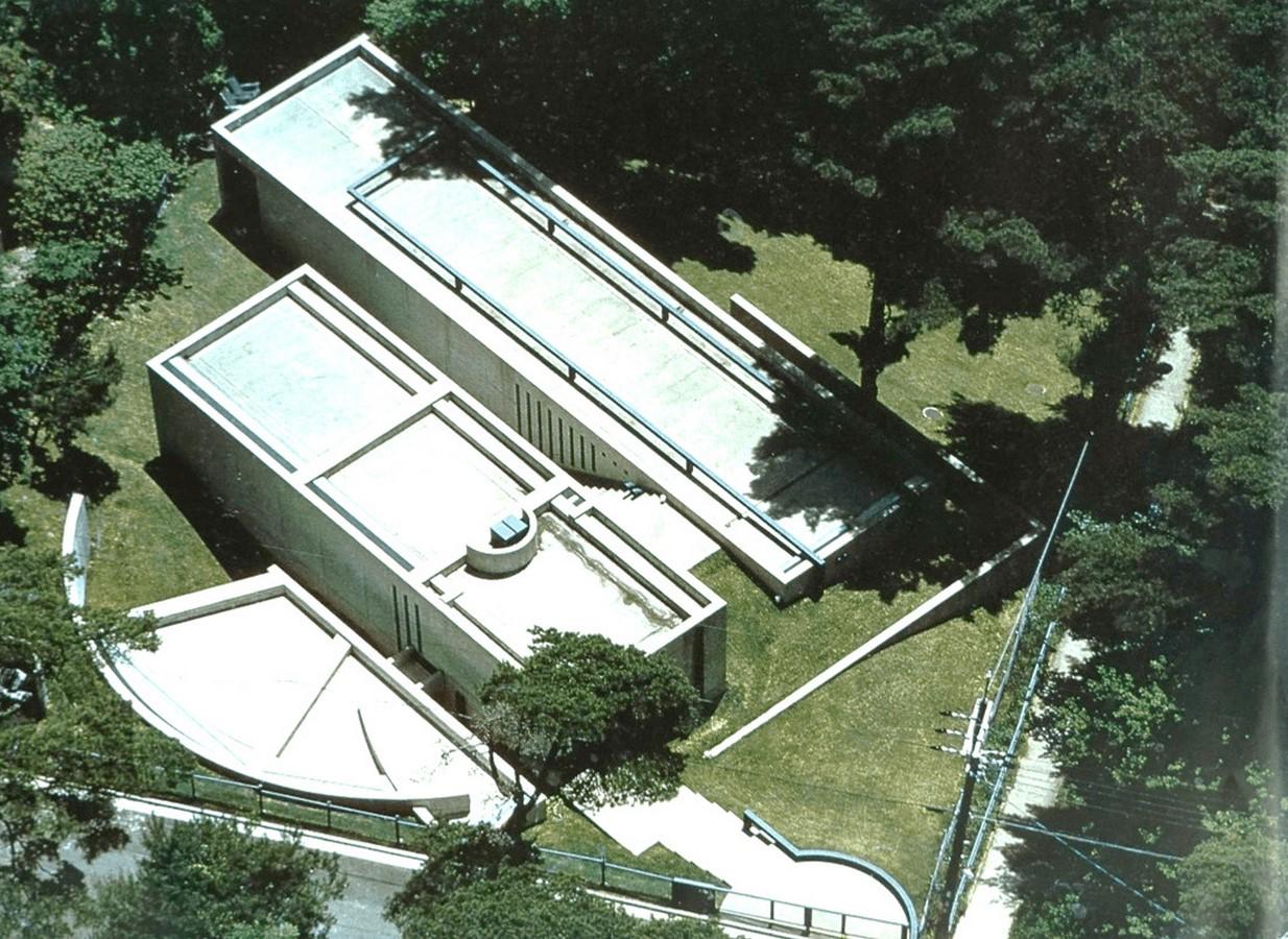 Koshino House by Tadao Ando: The play of Light Sheet1