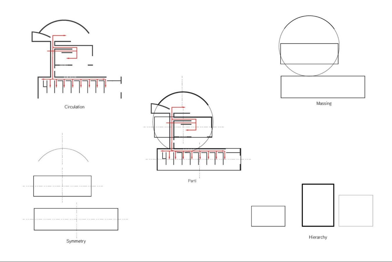 Koshino House by Tadao Ando: The play of Light Sheet8