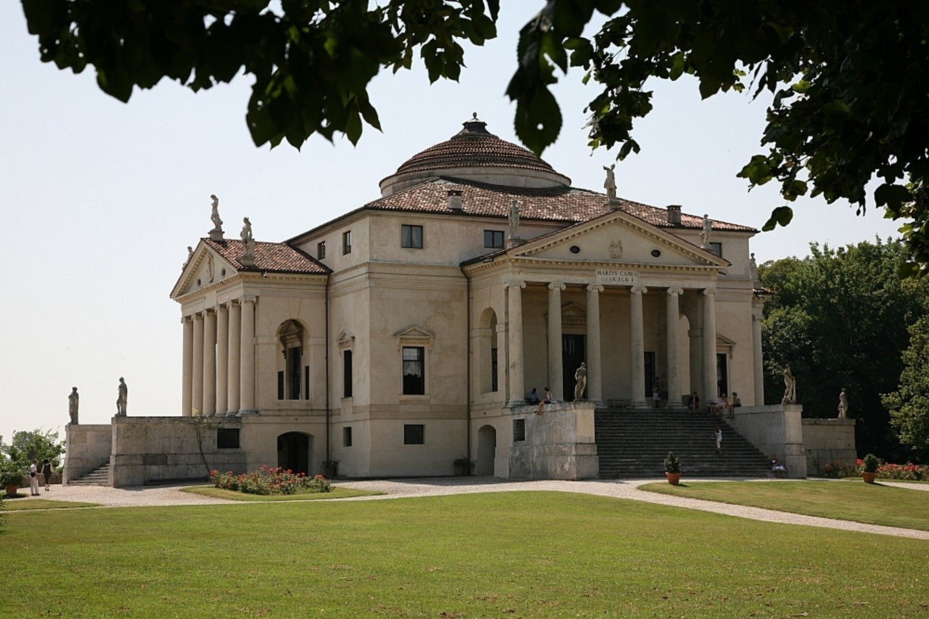 The Use Of Palladian Architecture Cultural Studies Sheet4