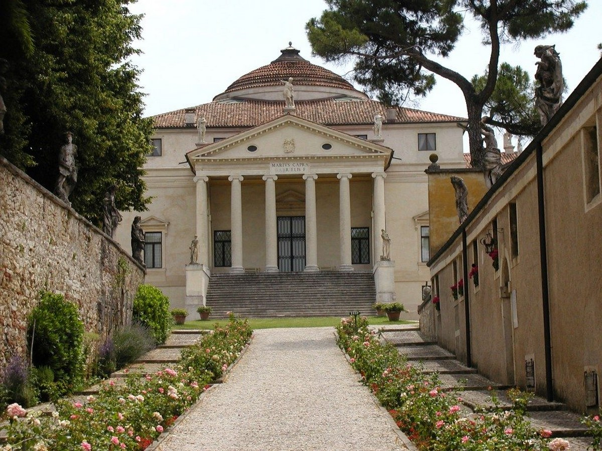 The Use Of Palladian Architecture Cultural Studies Sheet5