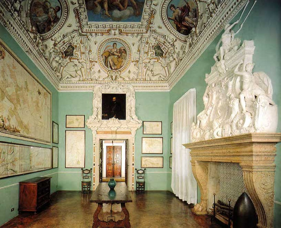 The Use Of Palladian Architecture Cultural Studies Sheet6