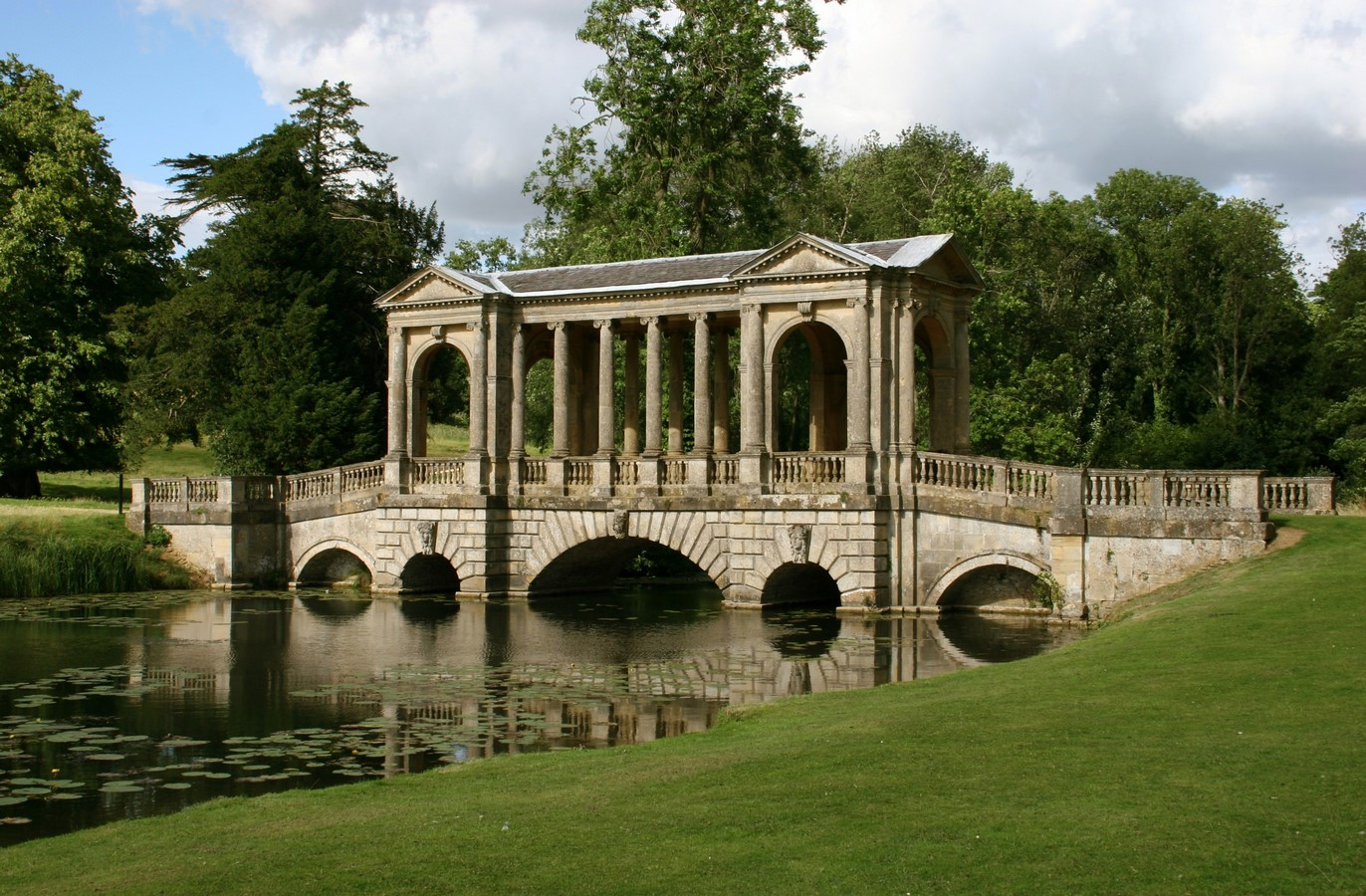The Use Of Palladian Architecture Cultural Studies Sheet8