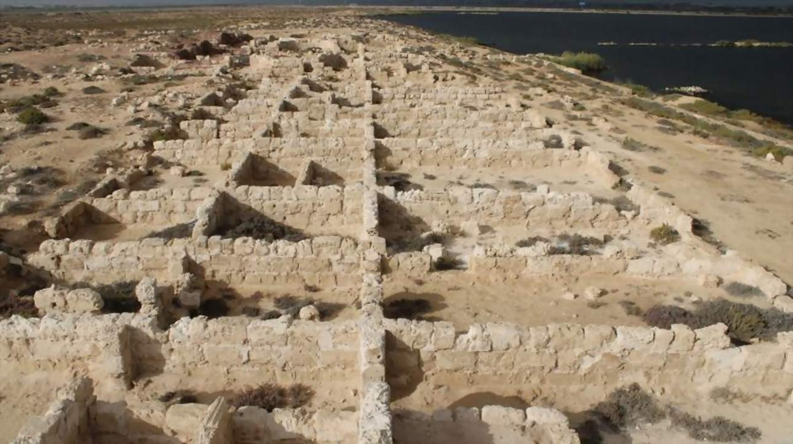 Archaeologists discover new urban precinct in Egyptian settlement of Marea Sheet1
