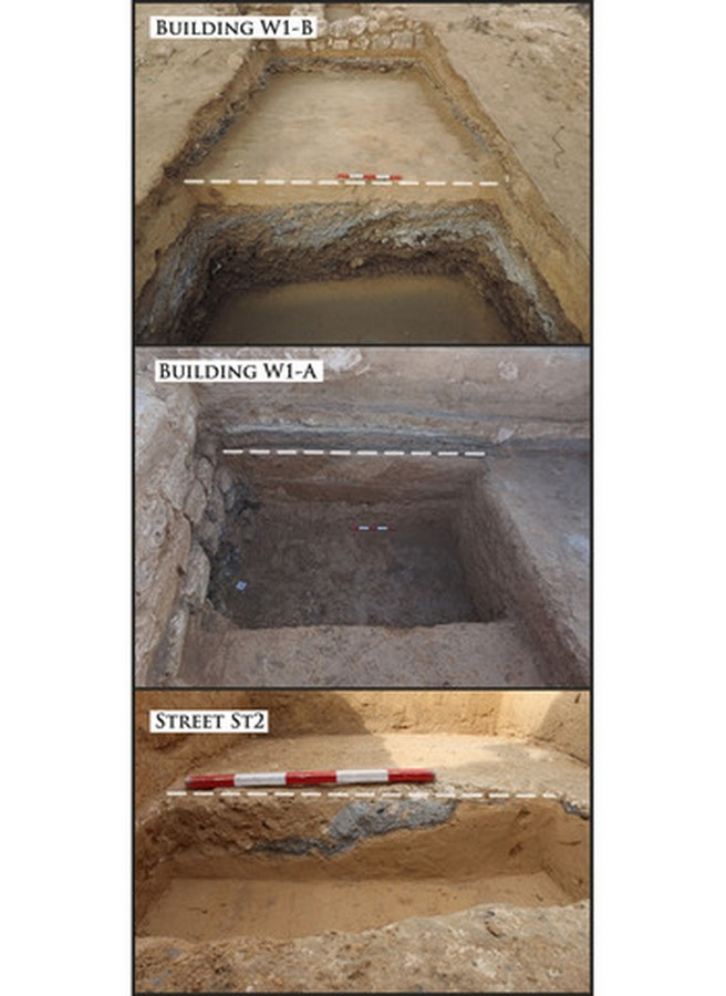 Archaeologists discover new urban precinct in Egyptian settlement of Marea Sheet4