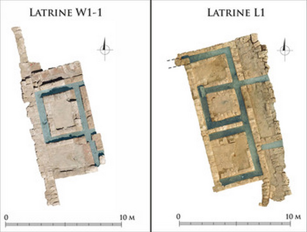 Archaeologists discover new urban precinct in Egyptian settlement of Marea Sheet7