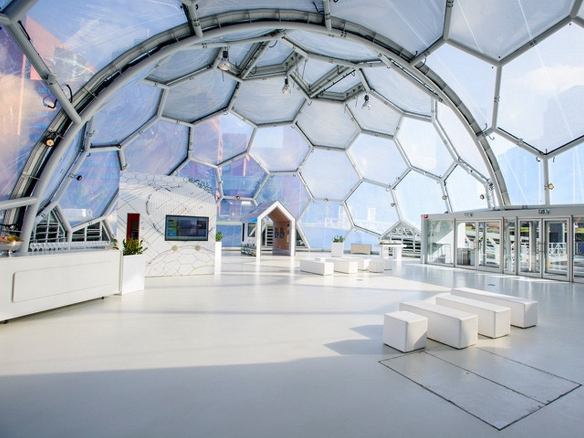 Sculpting a Futuristic Utopia of Architecture? Sheet5