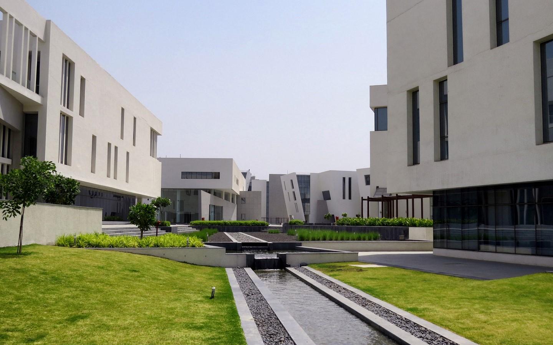 TCS Campus Indore by Brinda Somaya: Achieving Sustainability Sheet6