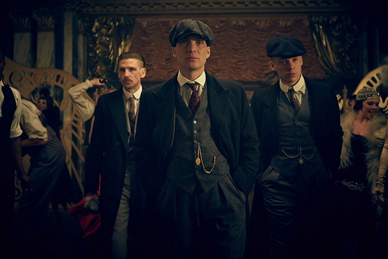 Understanding The Architecture Of the Show Peaky Blinders Sheet2