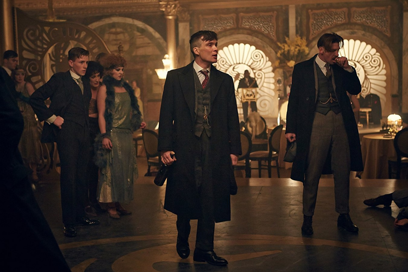 Understanding The Architecture Of the Show Peaky Blinders Sheet3