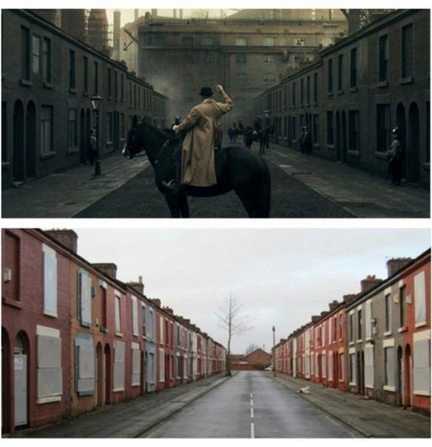 Understanding The Architecture Of the Show Peaky Blinders Sheet5