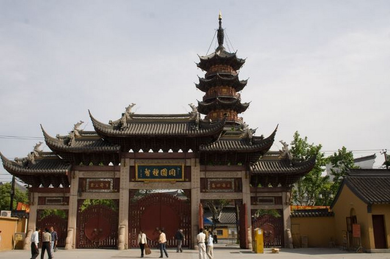 Places to visit in Shanghai for the Travelling Architect Sheet6
