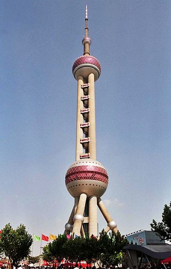 Places to visit in Shanghai for the Travelling Architect Sheet7