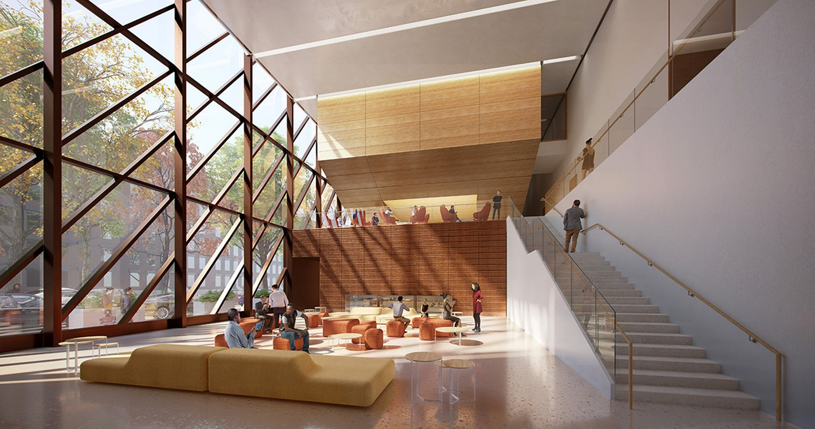 New Public Health Laboratory in New York designed by SOM Sheet3