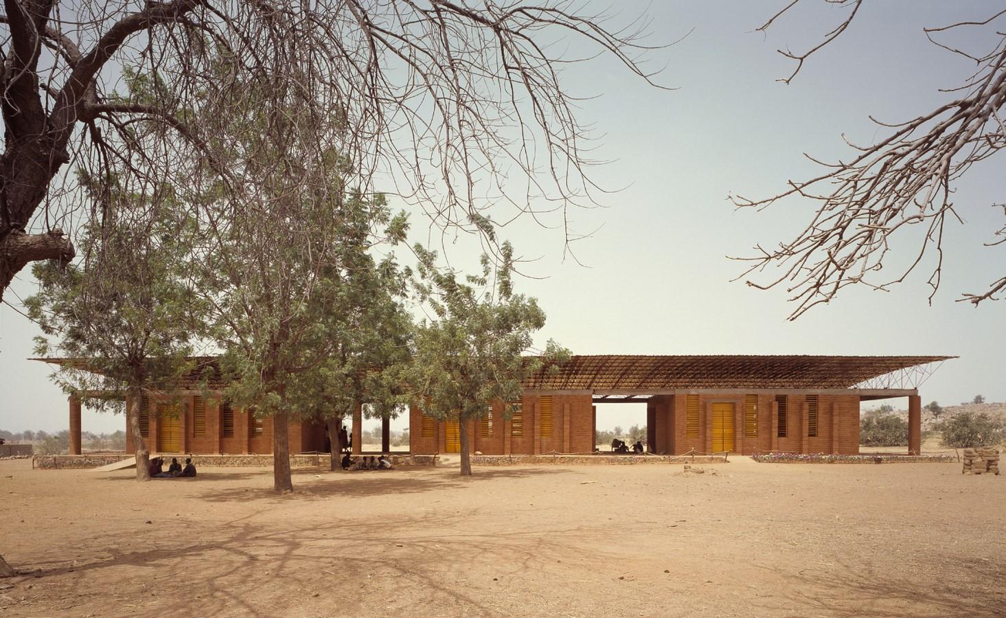 Kéré Architecture- 11 Iconic Projects Sheet2