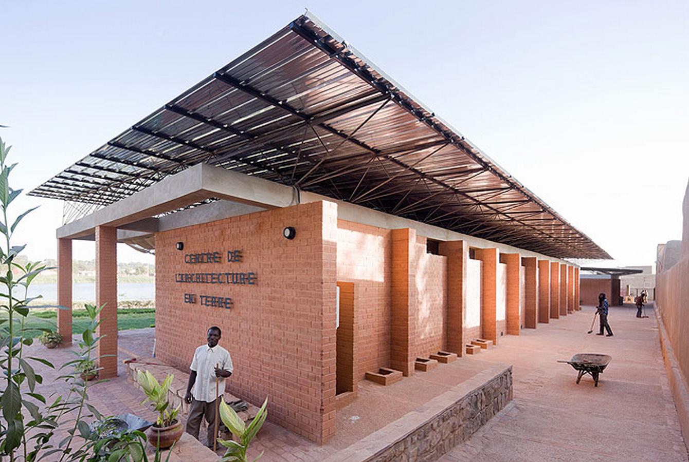 Kéré Architecture- 11 Iconic Projects Sheet20