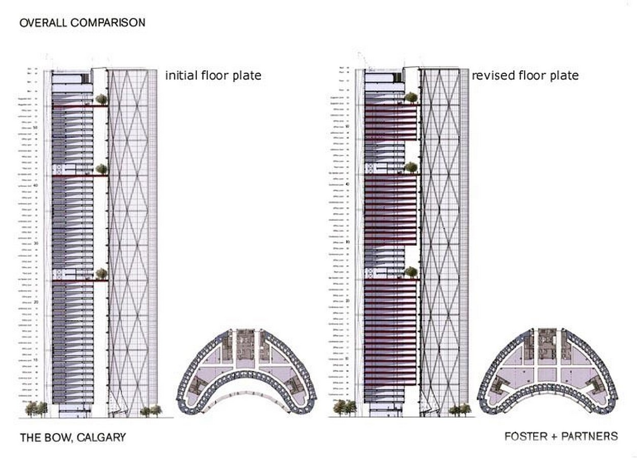 The Bow by Norman Foster: City's Tallest Building Sheet2