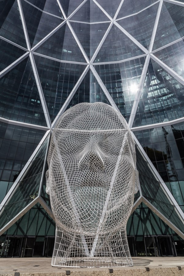 The Bow by Norman Foster: City's Tallest Building Sheet7