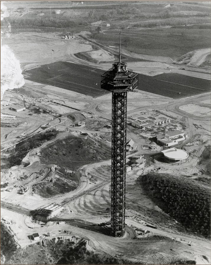 An Architecture Review of Six Flags Magic Mountain, Los Angeles Sheet4