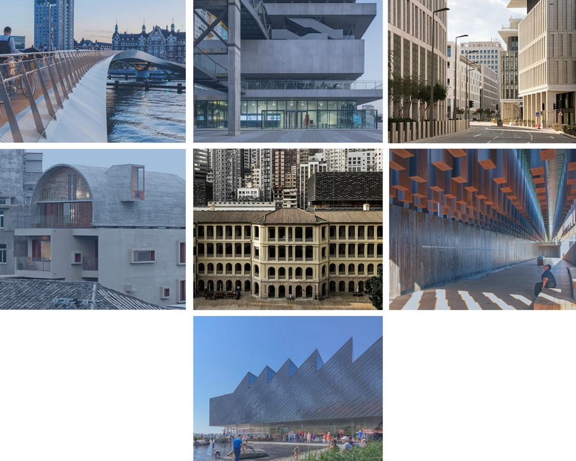 Winners of International Awards for Excellence 2021 announced by RIBA Sheet2