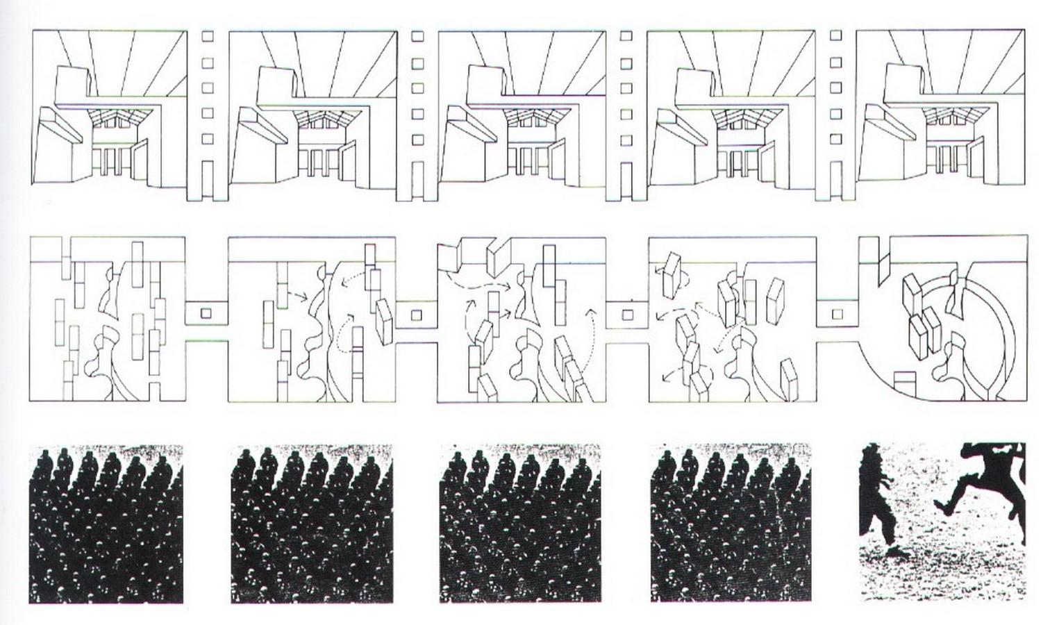 Book in Focus: The Manhattan Transcripts by Bernard Tschumi Sheet12