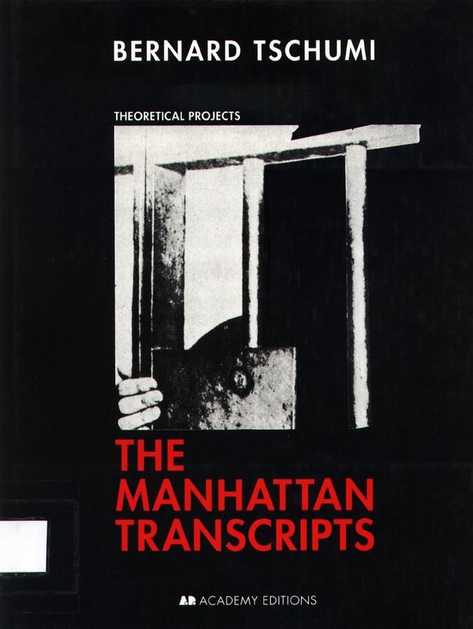 Book in Focus: The Manhattan Transcripts by Bernard Tschumi Sheet2