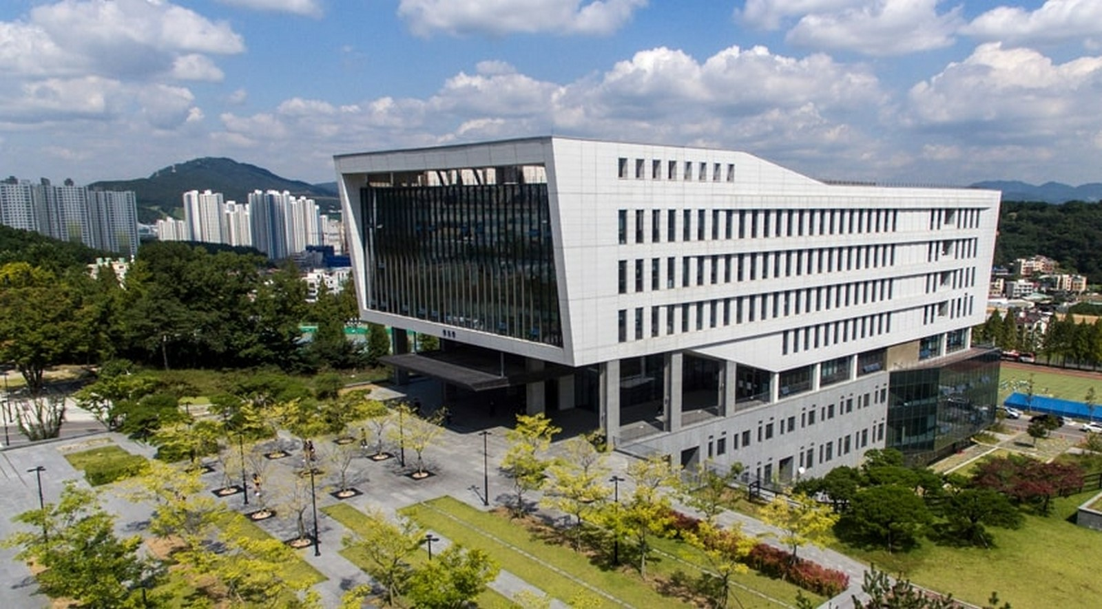 15 Colleges in South Korea offering Bachelor's degree in Architecture Sheet1
