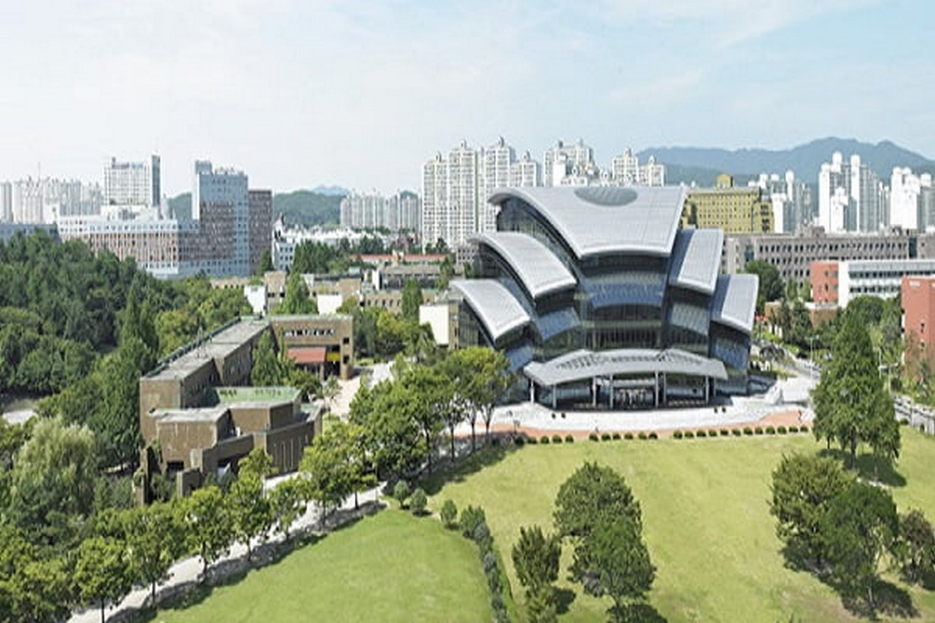 15 Colleges in South Korea offering Bachelor's degree in Architecture Sheet13