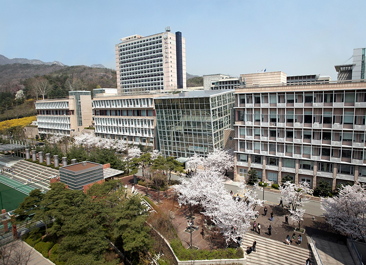 15 Colleges in South Korea offering Bachelor's degree in Architecture Sheet15
