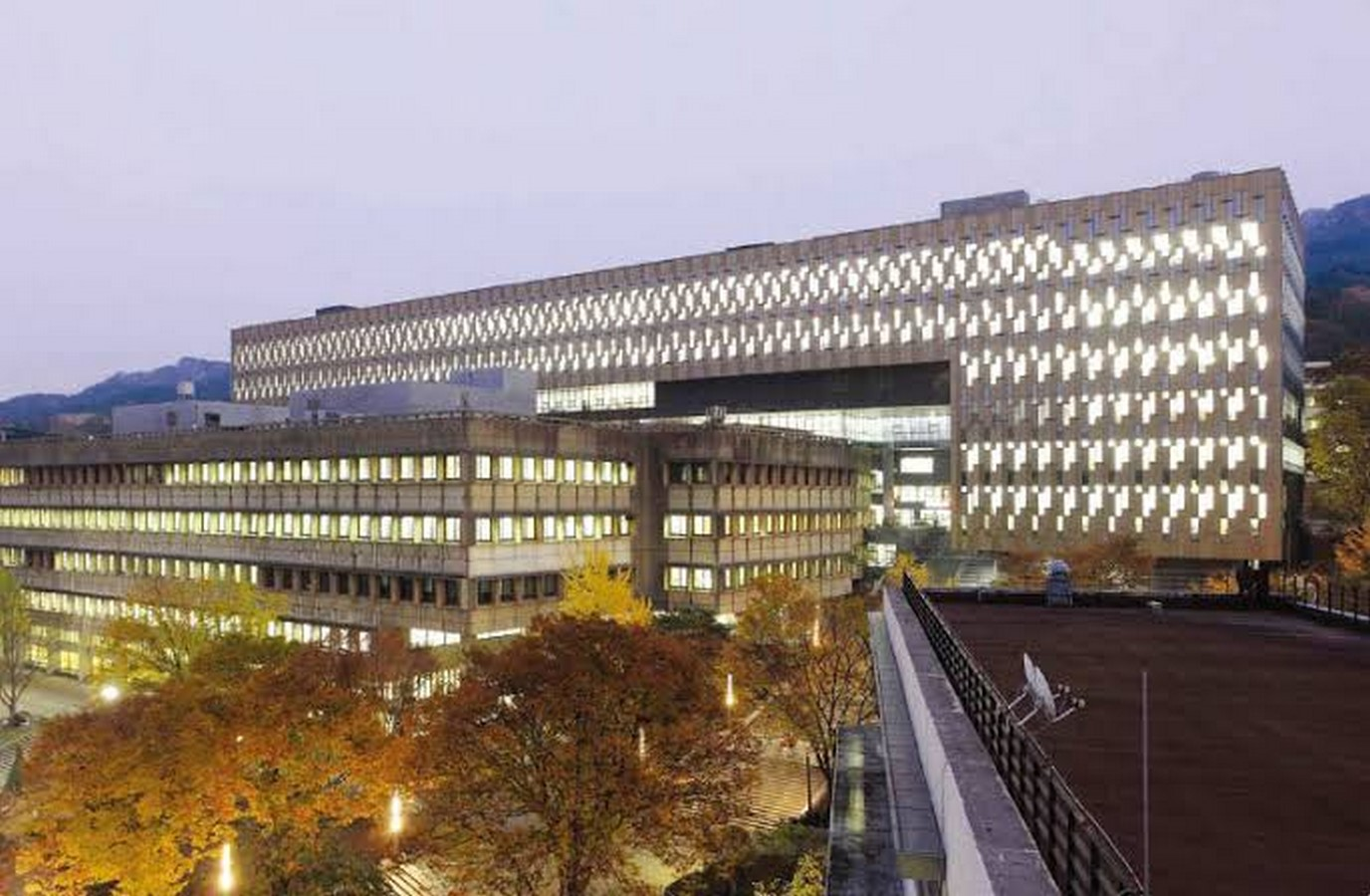 15 Colleges in South Korea offering Bachelor's degree in Architecture Sheet2