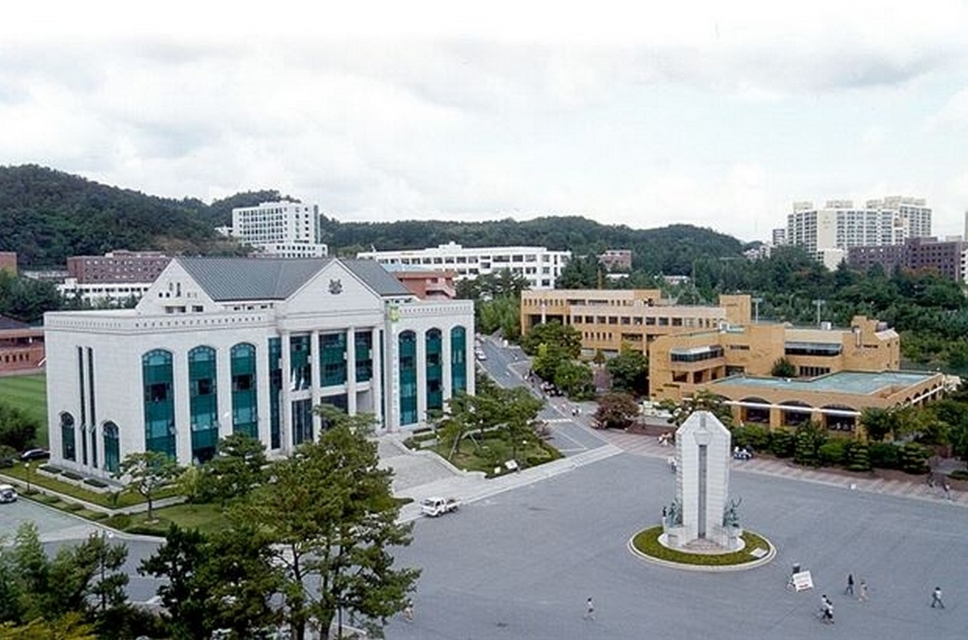 15 Colleges in South Korea offering Bachelor's degree in Architecture Sheet9