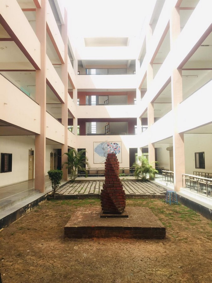 Campus life at Parul Institute of Architecture & Research Sheet4