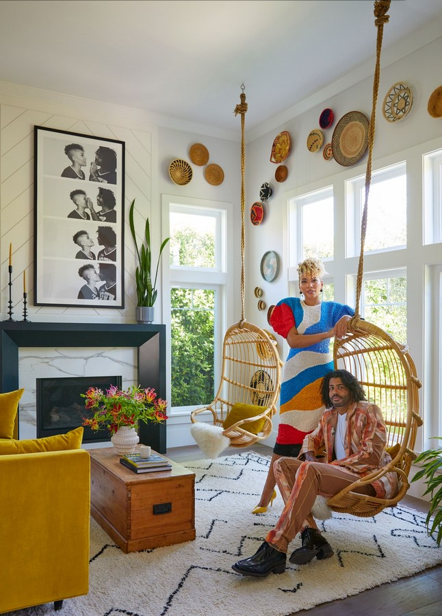 An inside look at all the houses owned by Daveed Diggs and Emmy Raver-Lampman Sheet2
