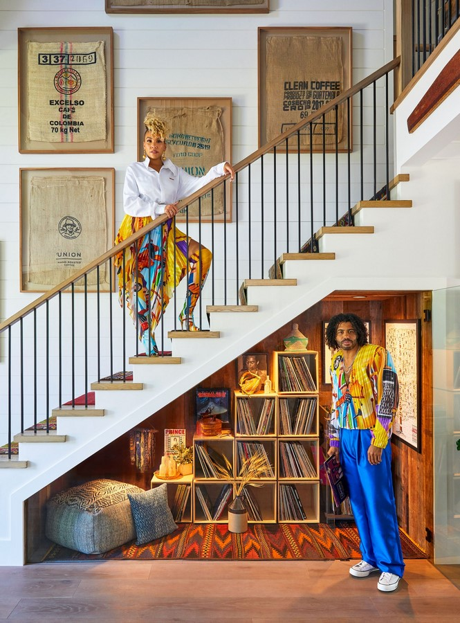 An inside look at all the houses owned by Daveed Diggs and Emmy Raver-Lampman Sheet4