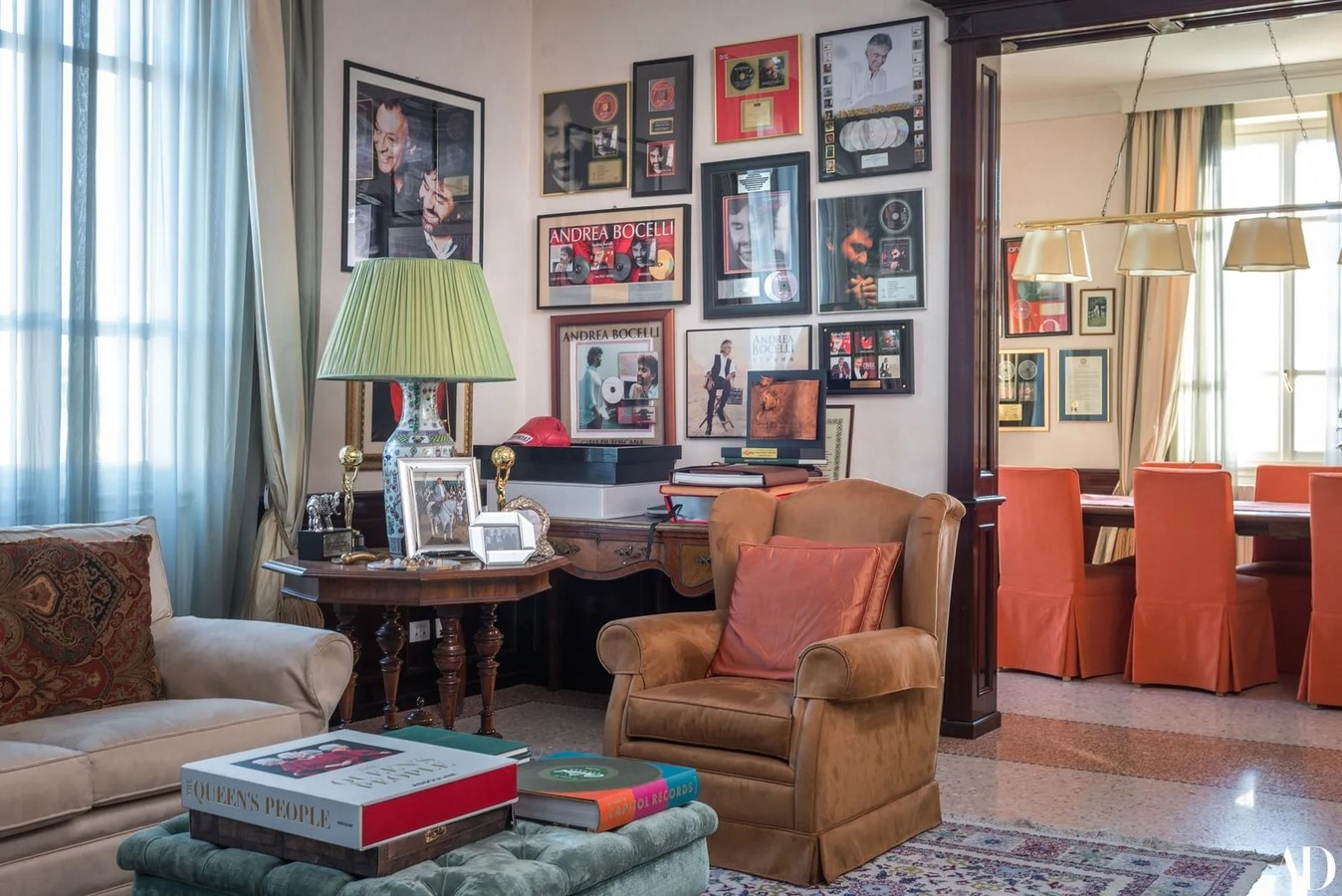 An inside look at all the houses owned by Andrea Bocelli Sheet4
